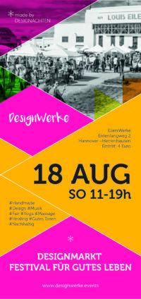 DesignWerke-Festival für gutes Leben.