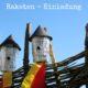Kindergeburtstag: Raketen Einladung