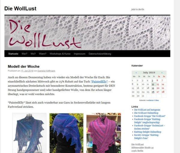 Die WollLust | jetzt in Berlin