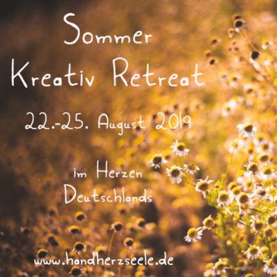 Sommer Kreativ Retreat