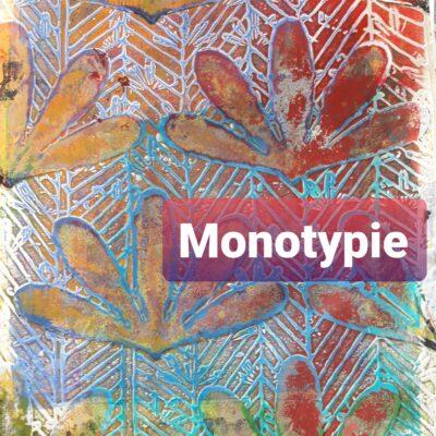 Monotypie - Bremen/Oldenburg