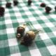 Ohrringe aus Eicheln selber basteln