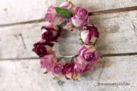 Rosen für die Ewigkeit- ein wunderschöner Rosenkranz