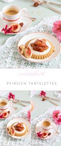 """""""Pfirsich Tartelettes"""""""