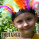Indianer Kopfschmuck für Kinder selber machen