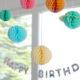 Astronauten-Geburtstagsparty