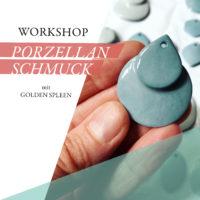 Porzellanschmuck-Workshop