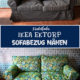 Anleitung - Sofa neu beziehen