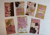 Herbstliche Postkarten