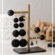 DIY Schmuckaufbewahrung aus Essstäbchen