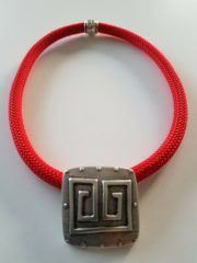 Halskette aus Climb Cord