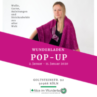 Alice im Wunderladen Pop-Up Store