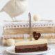 Dreierlei Schokoladentorte