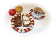 Apfelbrot zum Advent / Weihnachten selber backen, ganz einfach, ohne Hefe