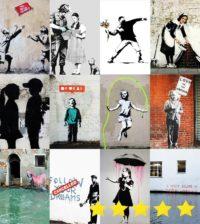 Banksy Streetart Kalender 2020