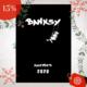 15% Advents-Sale! Banksy Wandkalender Streetart