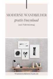Valentinstag Wandbilder (gratis Download)