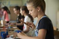 Ferienkurs Goldschmieden für Kids und Teenager