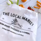Nachhaltiger DIY Einkaufsbeutel
