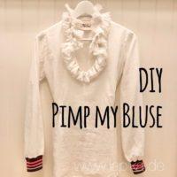 Pimp my Bluse
