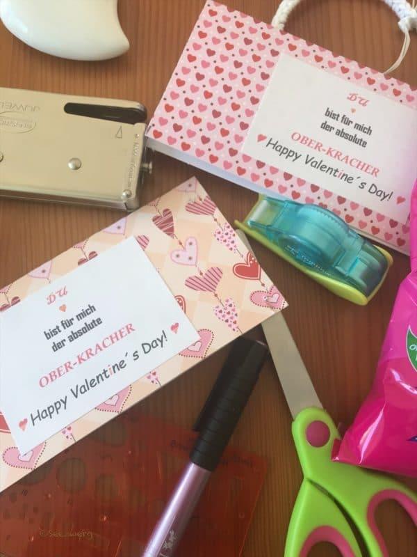 Mini-Diy für Valentinstag