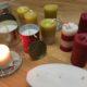 Wachsreste wiederverwenden: Advent, ein Lichtlein brennt – oder auch ein paar mehr …