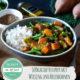 Süßkartoffelcurry mit Wirsing und Brechbohnen (vegetarisches Rezept)