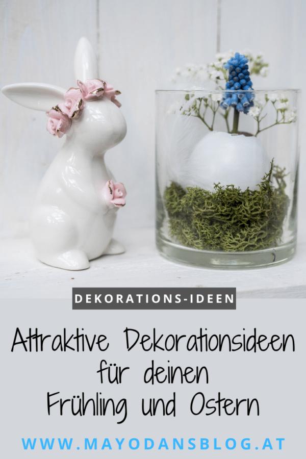 Attraktive Dekorationsideen für Frühling & Ostern
