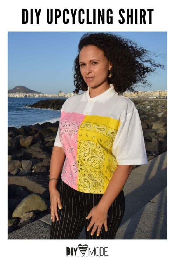 Upcycling T-Shirt