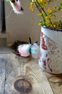 Schmetterling filzen