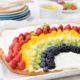 Der Alles-wird-gut Regenbogen-Kuchen