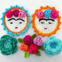 Freebie DIY Tutorial: Mexican Beauty Applikation
