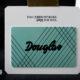 Gutscheinkarte in Form eines Parfums für Douglas & Co Geschenkkarten (inkl. Videotutorial)