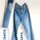 Yogatasche aus Jeans nähen - Anleitung