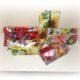 Ein Grundschnitt / Rechteck  fünf verschiedene Taschen aus Wachstuch nähen
