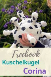 "Freebook Kuscheltier ""Corina"""