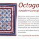 Neues Online-Mitnähprojekt: Octagonny – Achtecke machen glücklich!