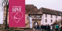 "Einzigartiger Handmademarkt ""Handmade Love"" verzaubert erneut Burg Stettenfels"