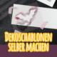 Anleitung: Dekoschablonen (Stencils) selber machen