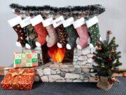 Nikolausstiefel für Kinder und Puppen mit Wunschname