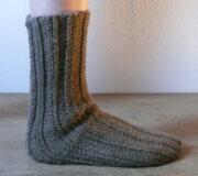 Socken stricken leicht gemacht