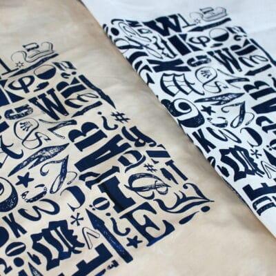 Siebdruck Textildruck Bremen/Oldenburg