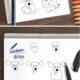 Tiere zeichnen mit Kindern: HUND