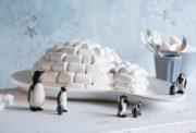 Fräulein Smillas Gespür für Kuchen: Iglu-Kuchen für Arktisforscherinnen und Klimaschützer