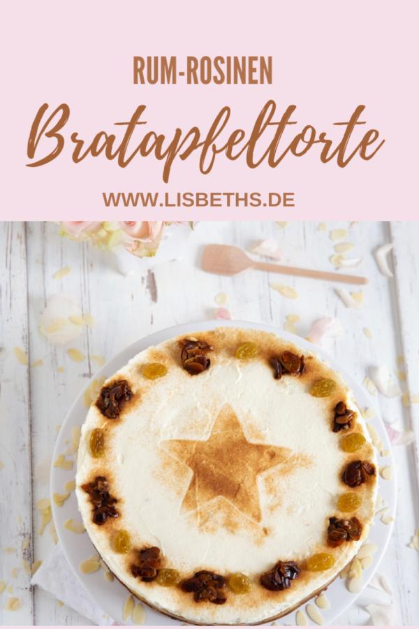 Bratapfeltorte / Weihnachtsbäckerei