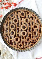 HO HO HO Linzer Torte