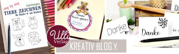 DIY Ideen: Blog vom Ulli Verlag