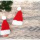 Weihnachtliche Eierwärmer