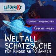 """Weltall-Schatzsuche """"Verloren im Weltall II"""""""