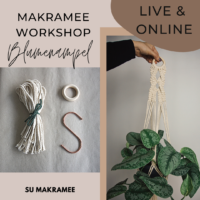 Makramee Online Workshop